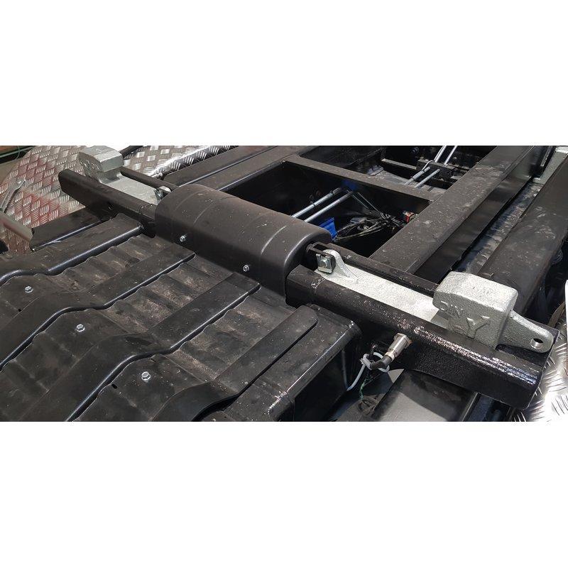 Verrouillage hydraulique arrière